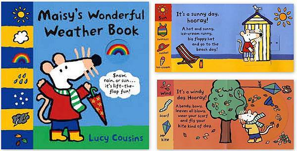 Maisy%5Cs Wonderful Weather Book