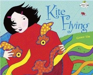 Flying Kite by Grace Lin