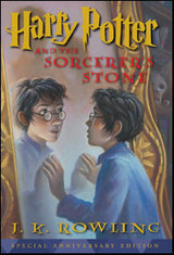 10th Anniversary Edition Harry Potter and the Sorcerer's Stone