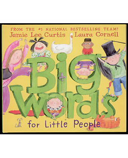 Big Words for Little People