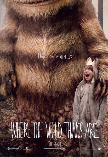 Where the Wild Things Are movie poste
