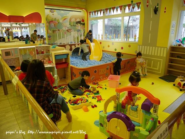 小人們的兒童遊戲區