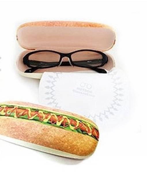 寰宇蒐奇/「好吃」的眼鏡盒? 日本推出熱狗麵包眼鏡盒(新聞分享)