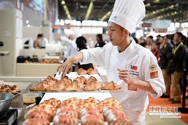 麵包師出頭天 林坤緯世界賽得季軍2