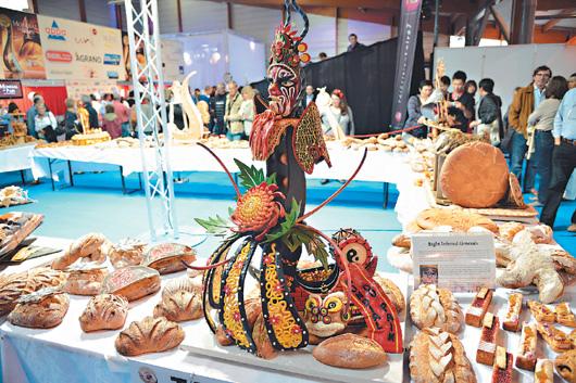 法國得獎八家將麵包 靠3D列印 (新聞分享)