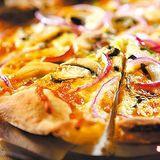 麵包披薩 香脆好味5