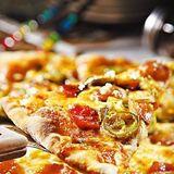 麵包披薩 香脆好味3
