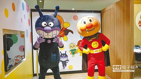 旺仔親子》麵包超人吸客 ANPANMAN SHOWCASE限量品熱銷(新聞分享)