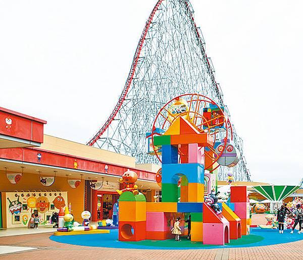 部落夯客:唯一擁有戶外遊樂區 名古屋麵包超人博物館(新聞分享)