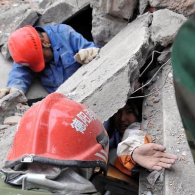 汶川大地震03
