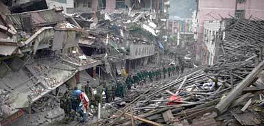 汶川大地震04