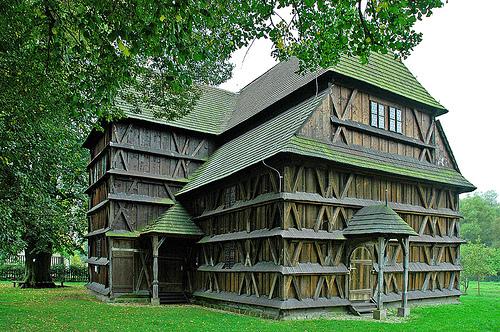 喀爾巴千山木造教堂群080701