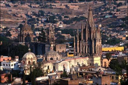 聖米圭爾保護城鎮和聖堂080701