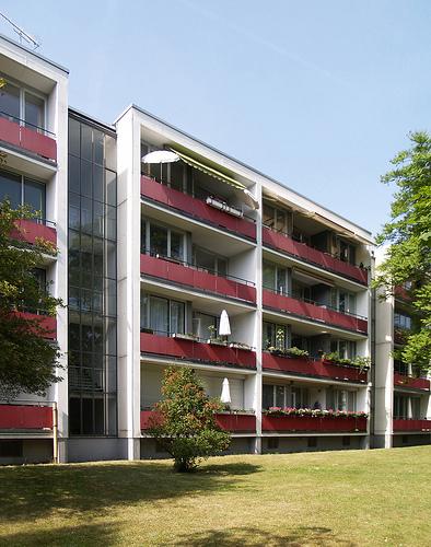 柏林現代主義住宅080801