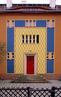 柏林現代主義住宅080802