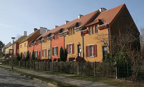 柏林現代主義住宅080803