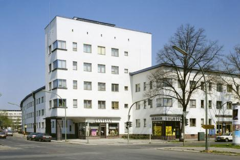 柏林現代主義住宅080808