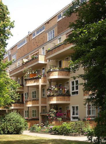 柏林現代主義住宅080809