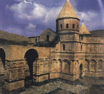 亞美尼亞修道院080806