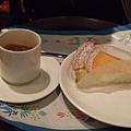 起司蛋糕與最有名的咖啡
