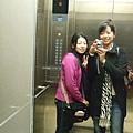 我們在電梯裡也可以拍