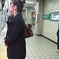 行程就是一直等地鐵