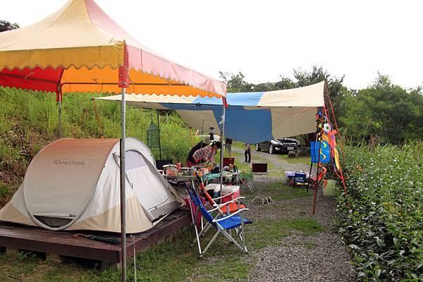 玉蘭茶園露營008