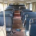 乘客座位…但都沒有乘客