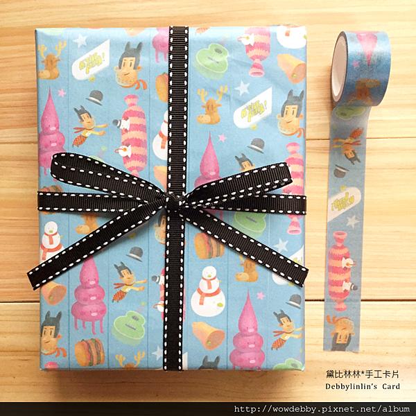 紙膠帶包裝應用