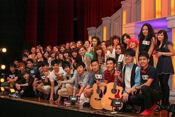 第二屆華人星光大道高手雲集,各個演唱實力堅強