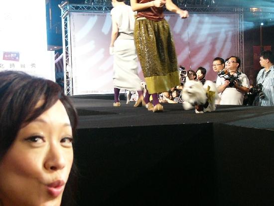 這是Shenna畢生看過最棒的fashion show