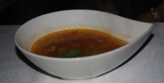 義式蔬菜清湯