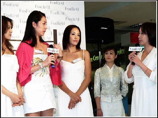 訪問 Catwalk名模...若亞、珈瑜、安欽雲