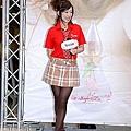 Shenna於台北誠品116主持Kosuyia香水屋的愛秀絕活動