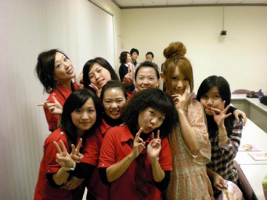 謝謝Kosuiya勤勞可愛的工作人員們