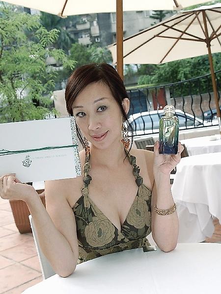 愛馬仕2008年的主題花園香水問世了!