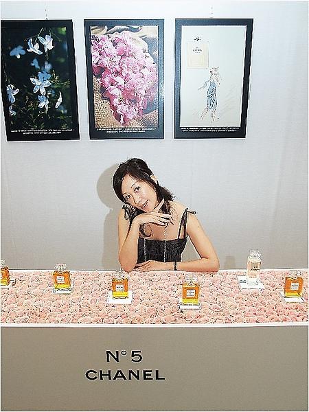 香奈兒N°5 的新版將在2008年10月份推出