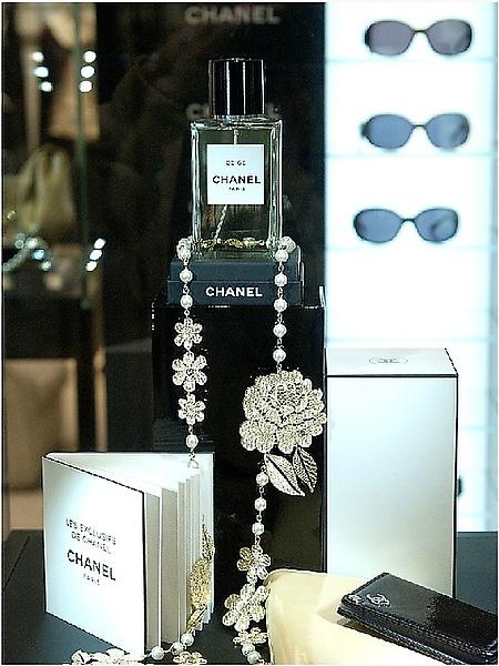 Chanel Les Exclusifs香水系列新品: Beige