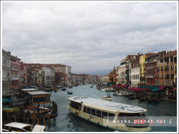 [義大利威尼斯Venice自助旅行] 威尼斯交通(船、巴士、火車)