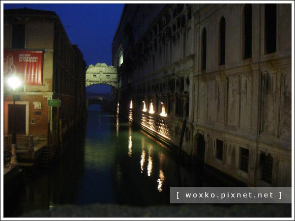 [義大利威尼斯Venice自助旅行] 總督府(道奇宮)、威尼斯監獄及與其連結的嘆息橋