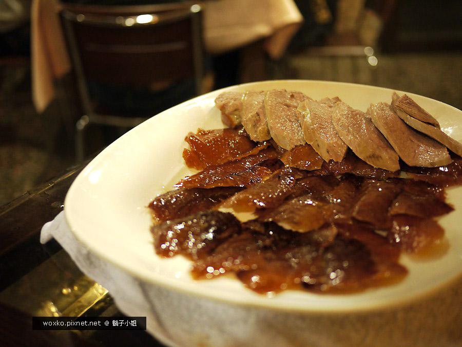 [新竹.食] 新竹草根廚房之招牌烤鴨脆皮嫩肉入口噴汁的美味!