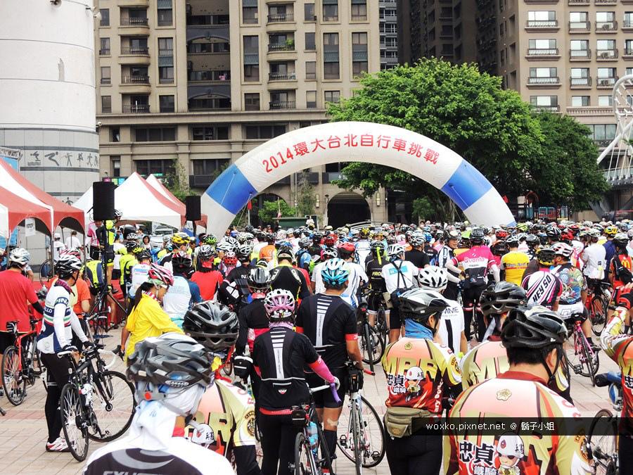 [自行車.賽事] 2014 環大台北自行車 160K 挑戰賽 (板橋-基隆-淡水)