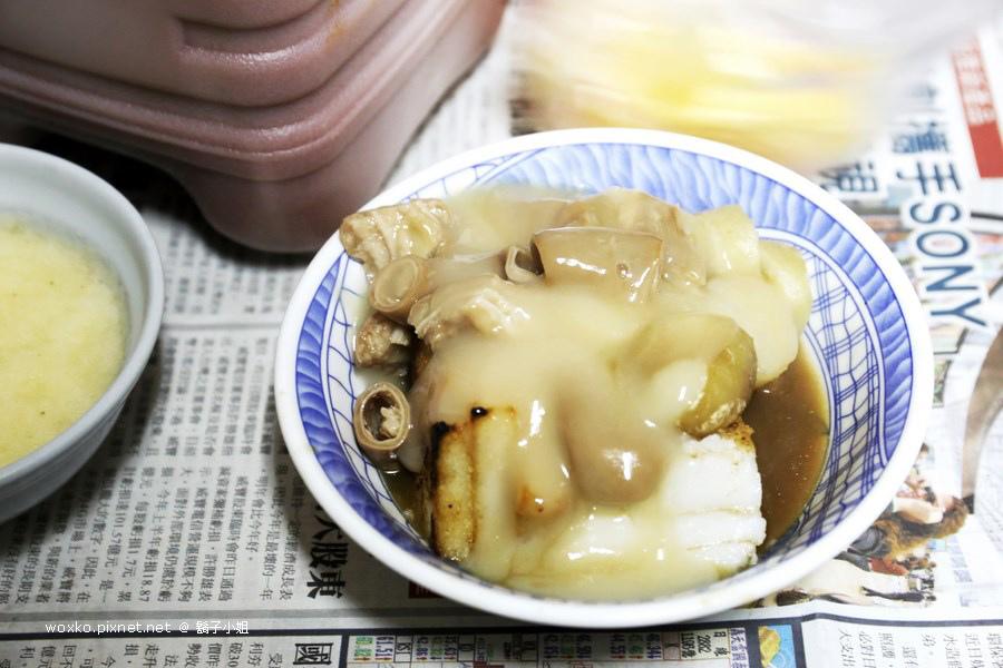 [雲林北港.食] 北港在地人吃的傳統早餐 – 金捷發煎盤粿