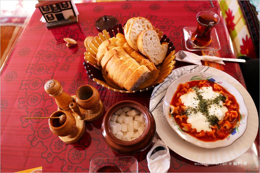 [土耳其・自助旅遊] 番紅花城 Safranbolu 古老的傳統美食推薦 – 土耳其餃子