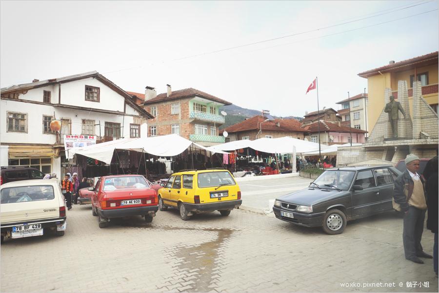 [土耳其・自助旅遊] 旅行中的奇遇記.前往黑海小鎮阿瑪斯拉 Amasra!