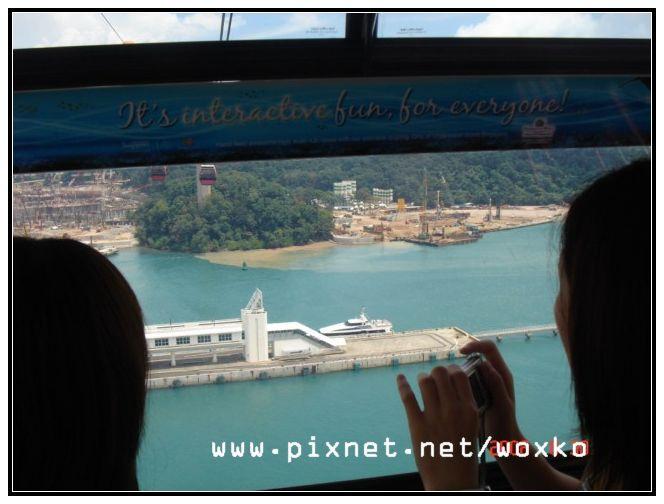 [新加坡.遊] 觀光客的世界 – 聖淘沙 Sentosa, Singapore