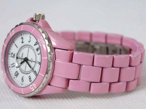 Chanel香奈兒法國都市時尚陶瓷系列腕表.jpg