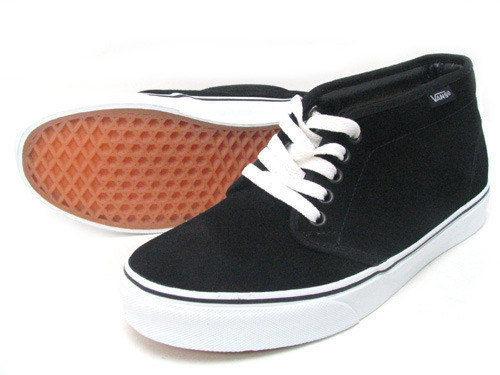 Vans Chukka boots Core Classics 麂皮 黑色 滑板 BMX fixed gear必備.jpg