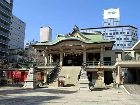 難波神社 (3)