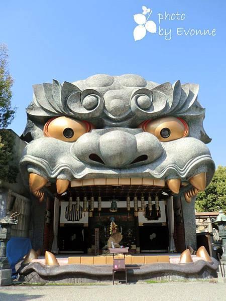 難波八阪神社 (4)